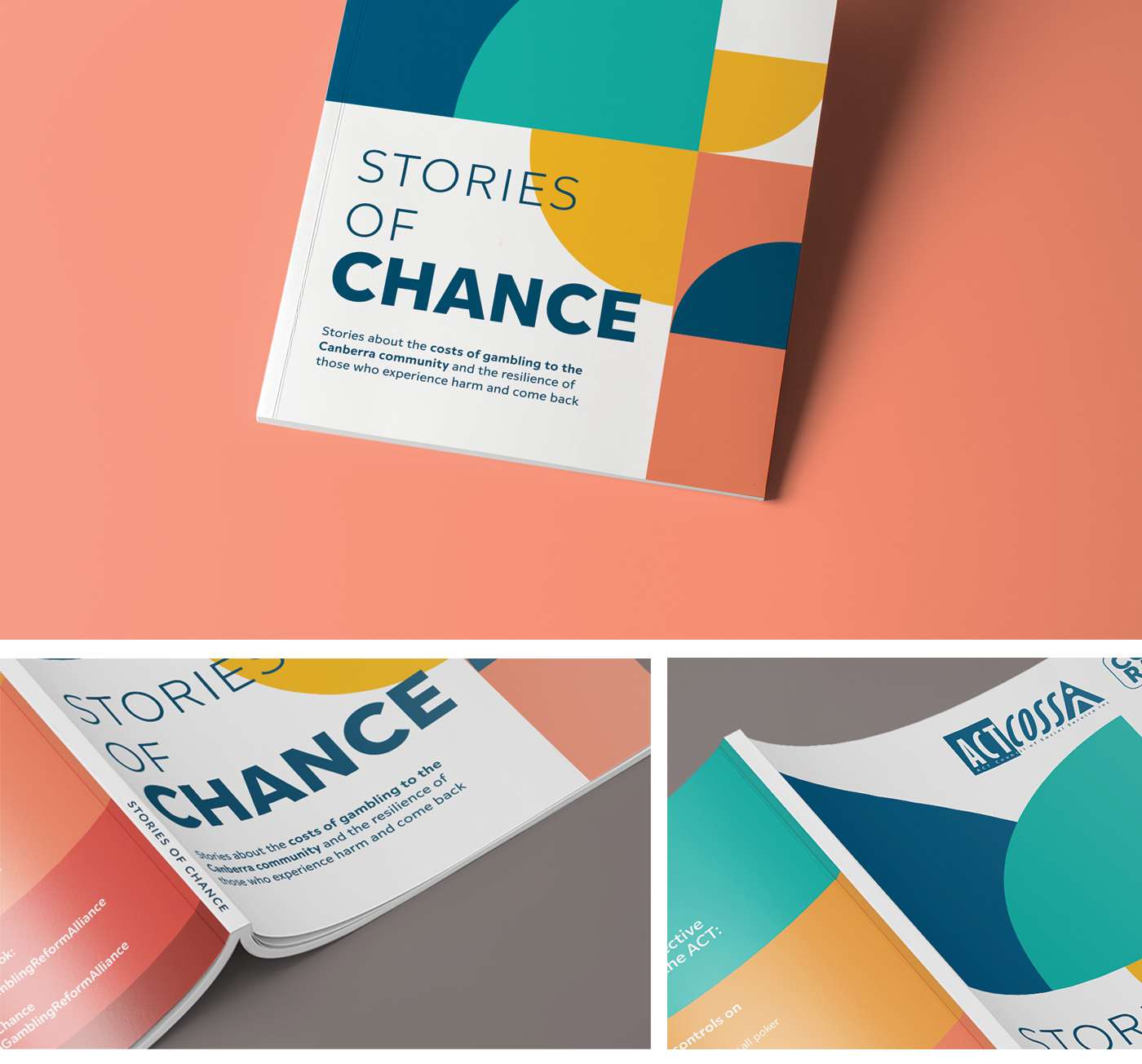 ACTCOSS STORIES OF CHANCE PUBLICATION